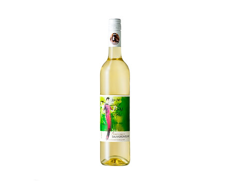 Fancy Farm Girl - Frissonesque Sauvignon Blanc 2016 Sue - Ann Staff Winery