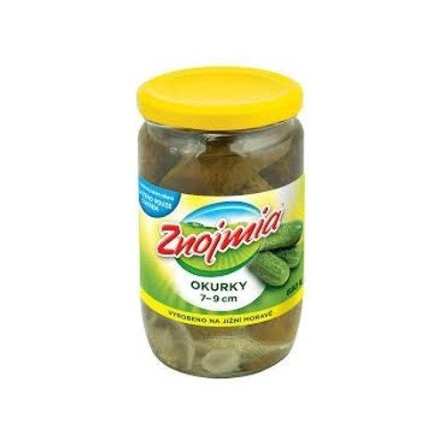 Pickles Znojmia 680g