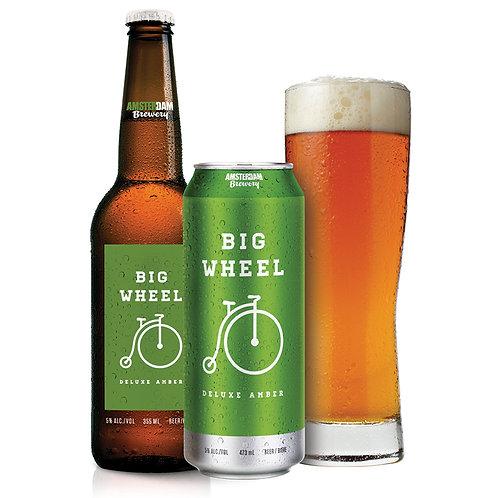 Big Wheel Amsterdam Brewery 6 x 355 ml Bottles
