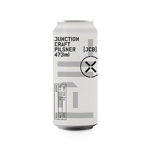 Craft Pilsner Junction Brewery Can