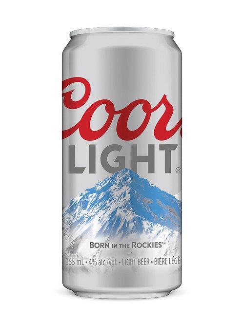Coors Light 6 x 355 ml Can