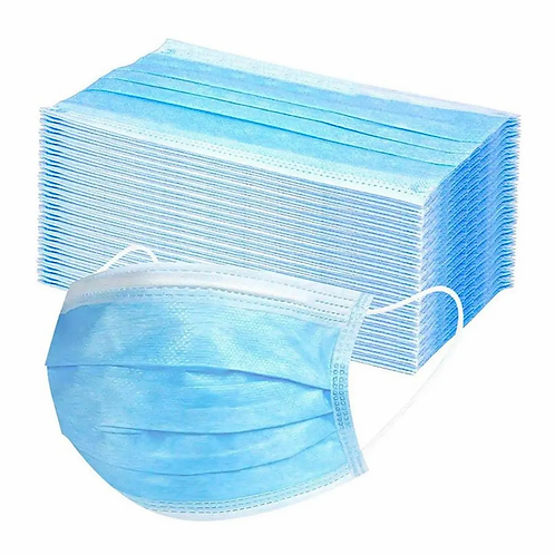 Disposable 3-Layer Surgical Mask Sanitary Protection