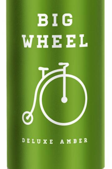 Big Wheel Amsterdam Brewery Can
