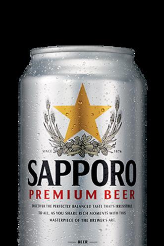 Sapporo 12 x 355 ml Can