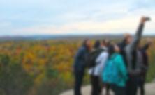 Fall colors Algonquin Park