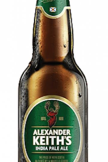 Alexander Keith's 24 x 341 ml Bottle