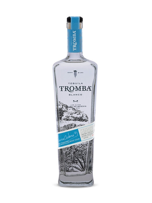 Tequila Tromba Blanco 750 ml