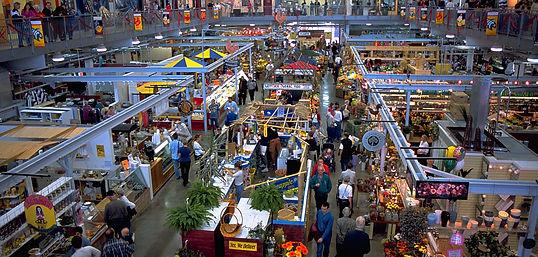 St. Lawrence Farmers market