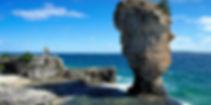 bruce peninsula, flowerpot island, ferry, lake huron, georgian bay, hiking ontario, tourism ontario, short trips ontario, day tours ontario, camping ontario, kayaking, canoeing, snorkeling ontario, scuba diving ontario