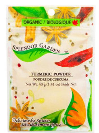 Organic Turmeric Powder 40g