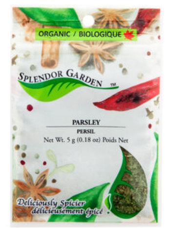 Organic Parsley 5g