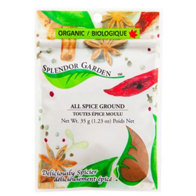 Organic Allspice Ground 35g