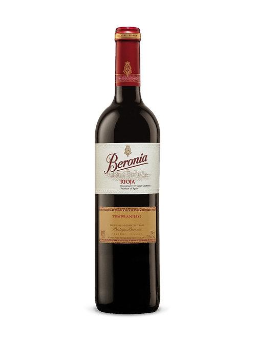 Beronia Tempranillo Rioja - Spain