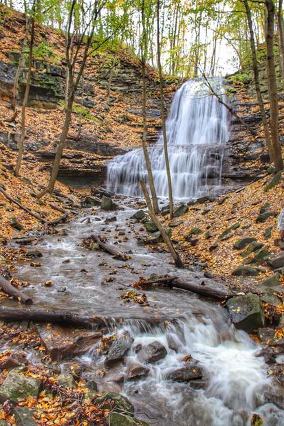 Shreman Falls