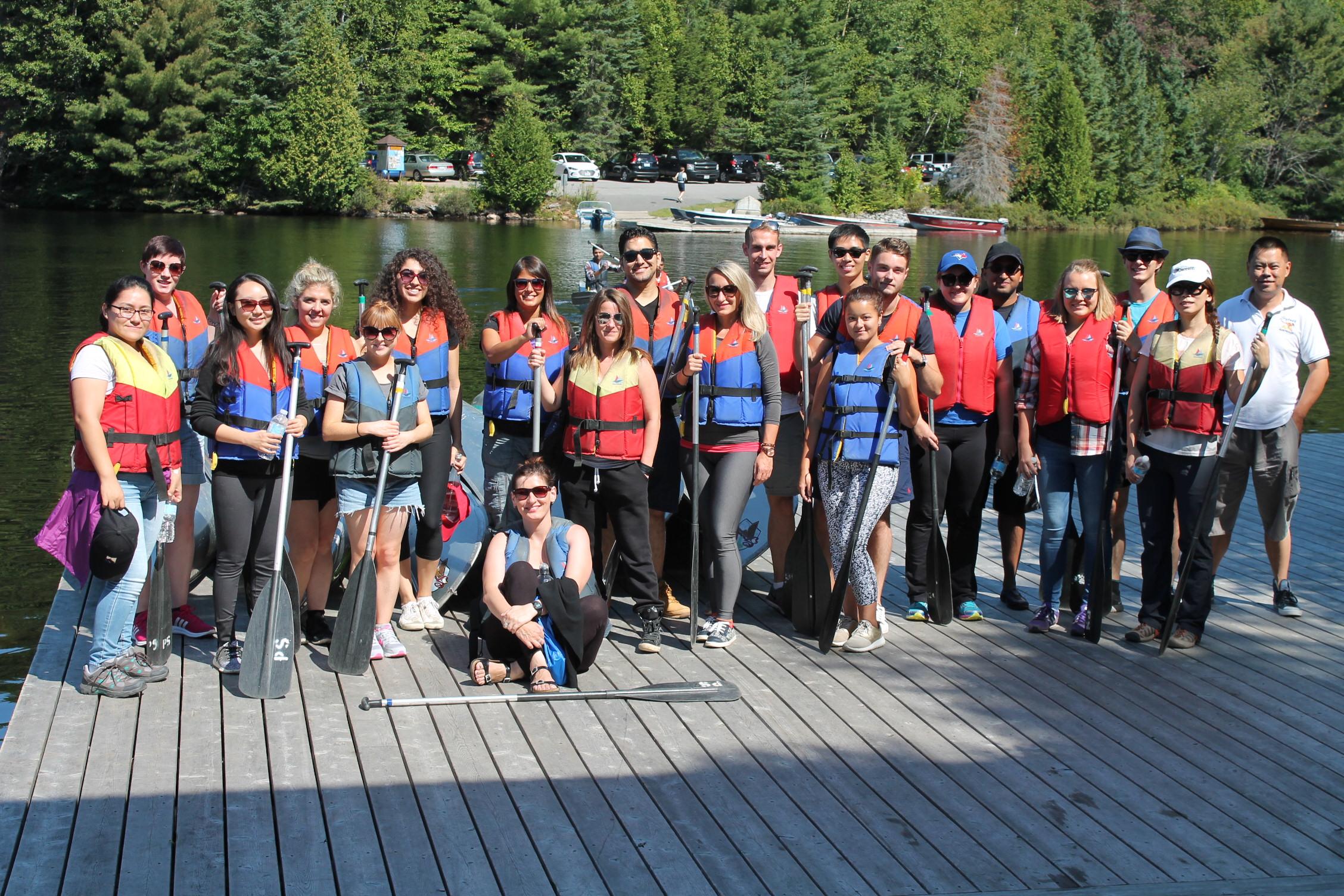 canoeing algonquin, algonquin park