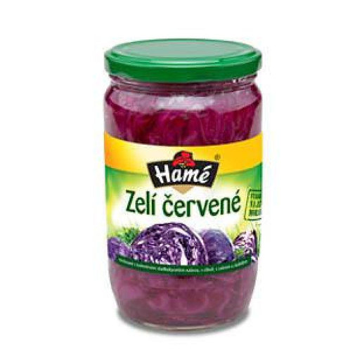 Red Cabbage 640 g
