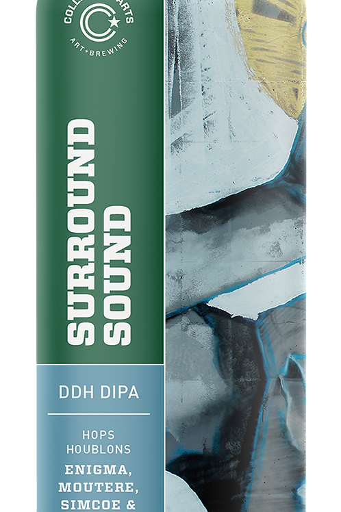 Surround Sound DDH DIPA Collective Arts Can