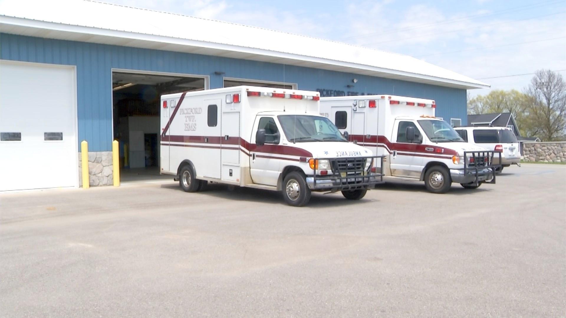 Pickford EMT Clinical