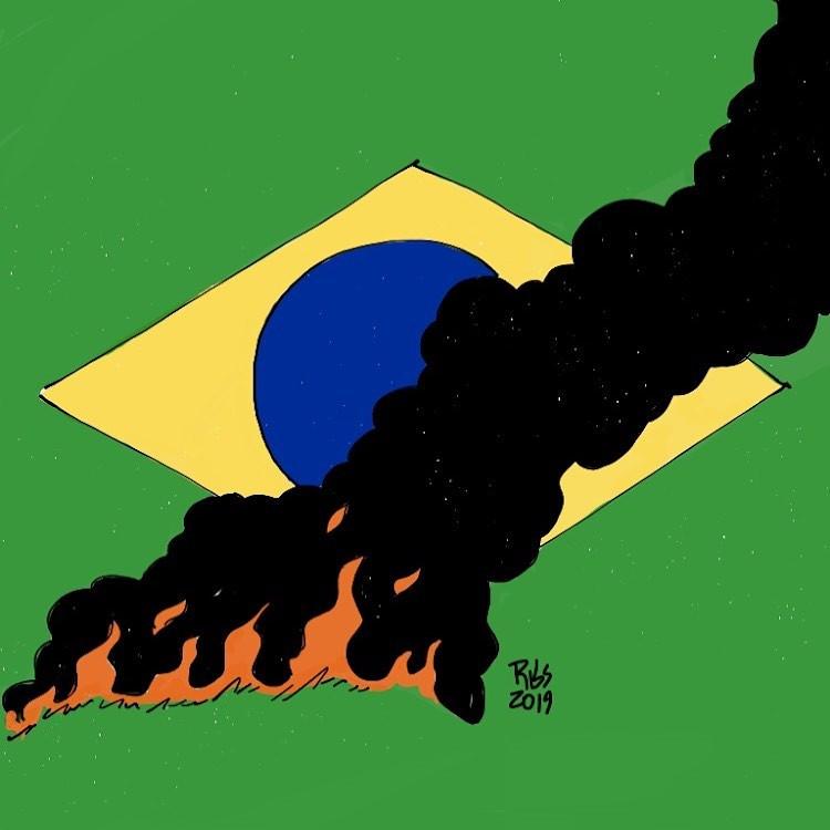 La política ambiental de Brasil: Contra los pueblos indígenas y los bosques