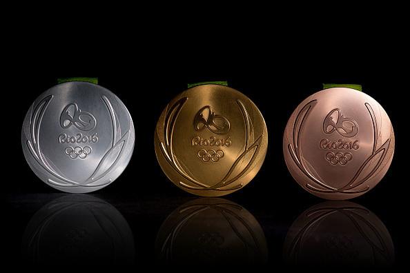 リオ五輪スタート ~メダルの数~