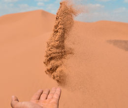 Sand in your ceremony. Much better than sand in your sandwiches.