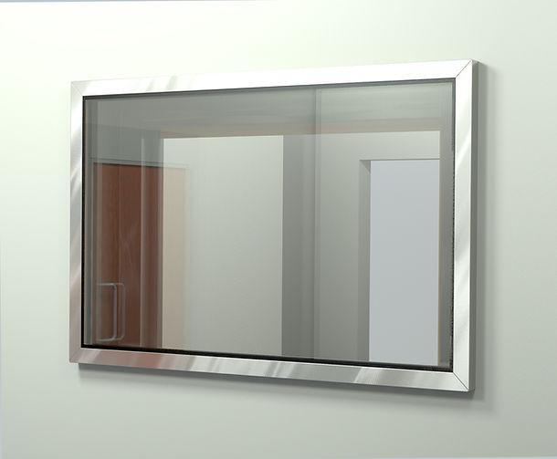rf shielded window