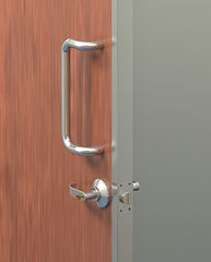 rf shielding door