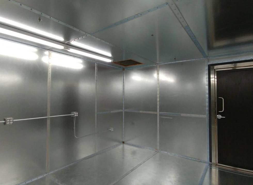RF Shield Room