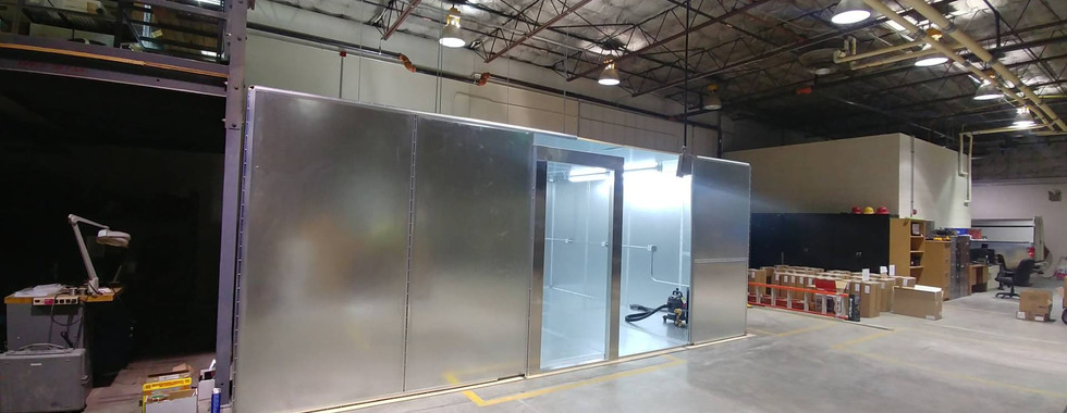 Secure Shielded Room