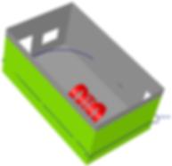 steel magnetic shielding