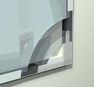 rf shield window for mri