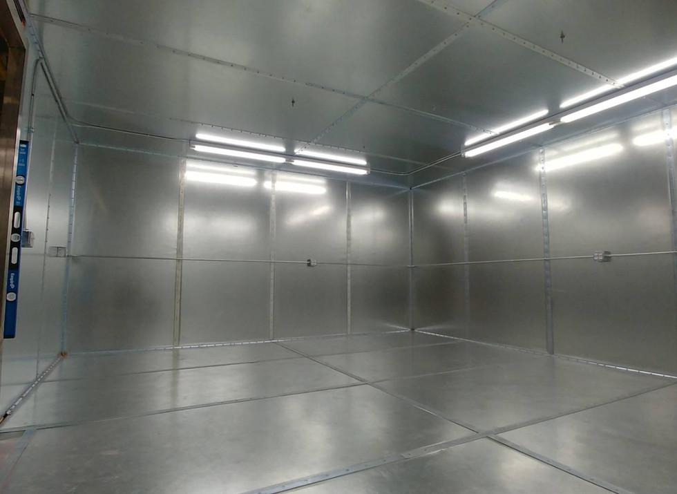 Shielded Room Interior