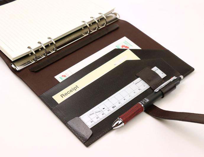 システム手帳 A5サイズ