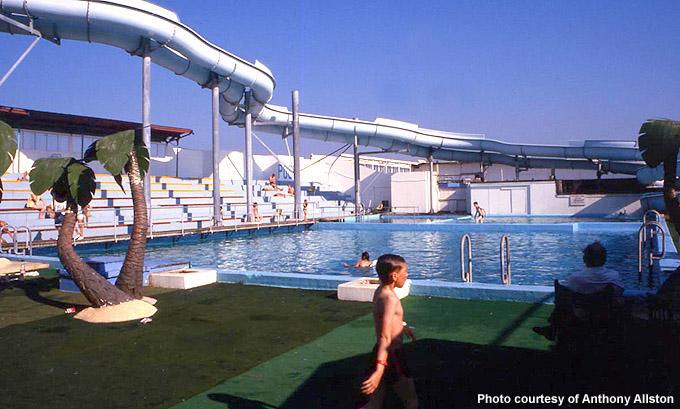 WATERSLIDE 1988