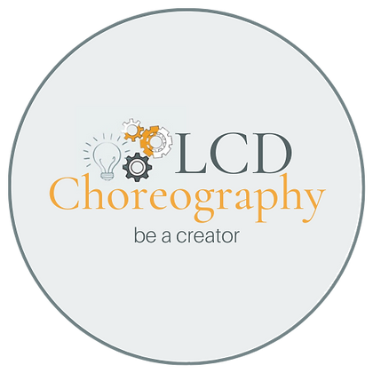 LCD Choreography Logo