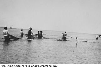 Choctawhatchee bay historic picture