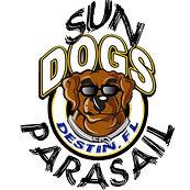 Sun Dogs Parasail Destin Logo