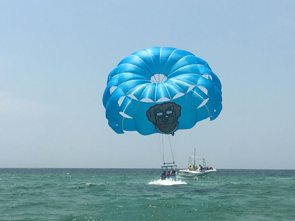 Triple Parasail Ride Destin