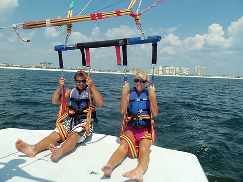 double parasail in destin fl