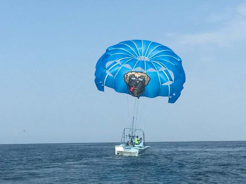 Sun Dogs new Parasail!