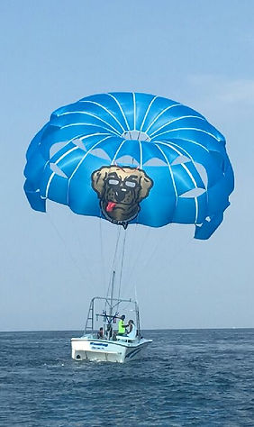 Parasail Prices with Sun Dogs Parasail Destin