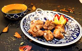 Afghani Tikka, ready for a hungry soul
