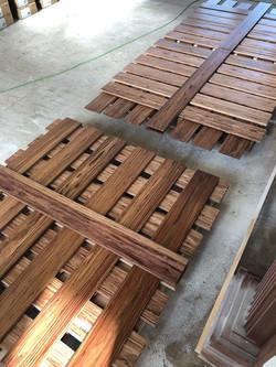 Stickering-New-Wood-Floor