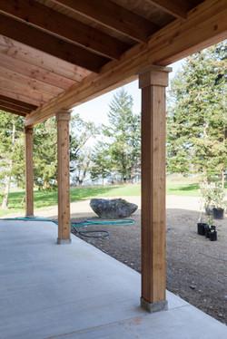 Cedar-Wrapped-Porch-Columns