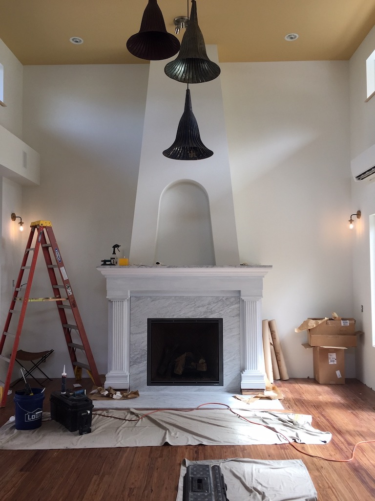 Custom-Build-Fireplace-Process
