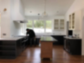 All Island Construction Custom Building and General Contracting Company on Whidbey Island, Custom Residential Kitchen Hood