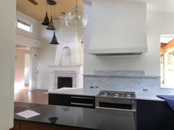 Custom-Building-Kitchen-Fireplace