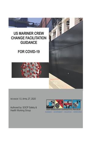 SOCP US Mariner Crew Change Facilitation