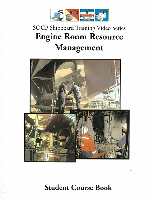 Engine Room Resource Management