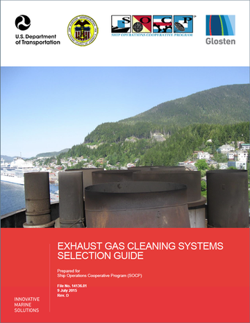 Exhaust Gas Cleaning Systems Selection Guide Rev. D